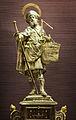 Vienna - Baroque gold religious sculpture St Christopher - 6369.jpg