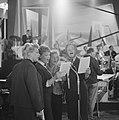 Vier sterretjes van AVRO-Cavalcade Joke van der Berg, Greetje Kauffeld, Annie P, Bestanddeelnr 915-3119.jpg