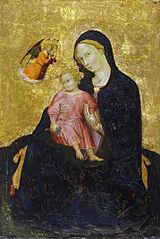Vierge d'humilité