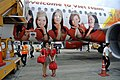 VietJet Air flight attendants pose in front of one of the airlines' Airbus A320s.jpeg