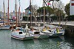 Vieux gréements dans le port de La Rochelle (2).JPG