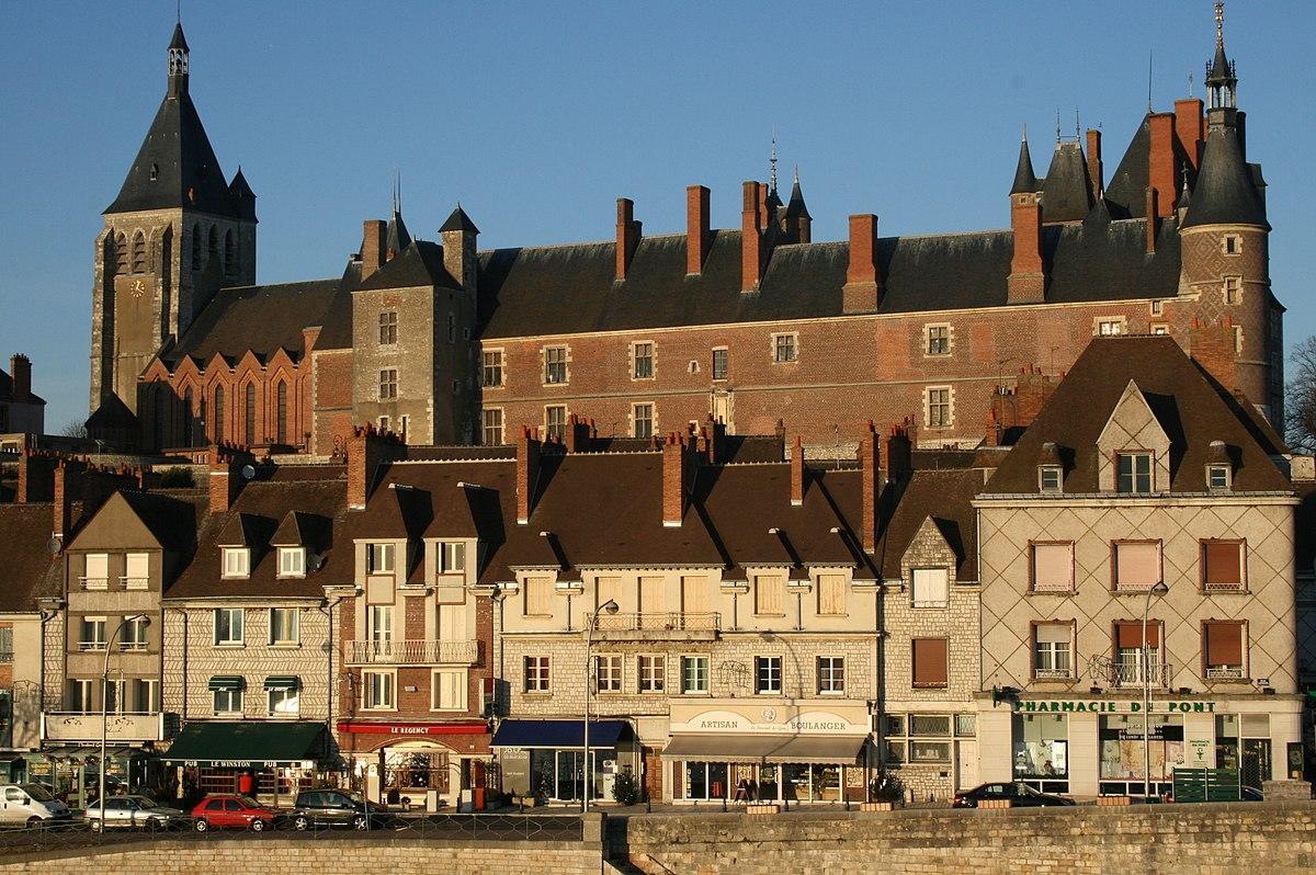chateau-de-gien - Photo