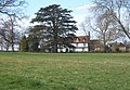 View across field to Tostock Old Hall - geograph.org.uk - 744975.jpg