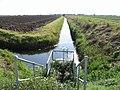 View along the Western Monkton Stream - geograph.org.uk - 963098.jpg