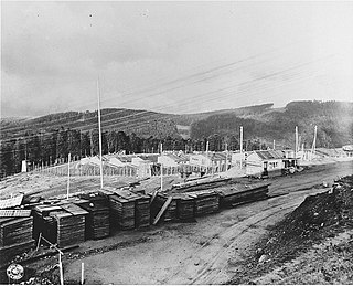 Natzweiler-Struthof concentration camp Nazi concentration camp in the Alsace region, France (1941-1944)