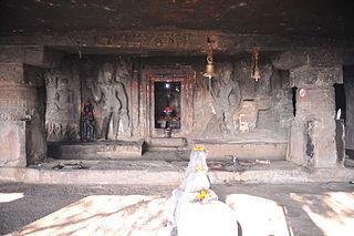Dhokeshwar Caves