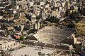 View to Roman Theater from Amman Citadel - panoramio.jpg