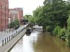 View west from City Road Bridge, Chester.jpg