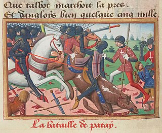 Battle of Patay 1429 battle during the Hundred Years War