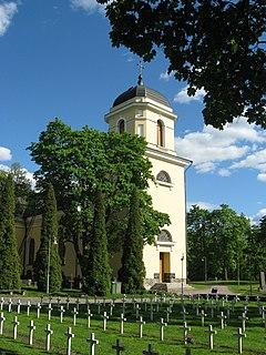 Vihti Municipality in Uusimaa, Finland