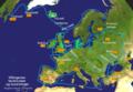 Vikingenes ferdesveier og bosetninger.png