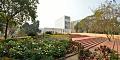 Vikramshila Building - Srinivasa Ramanujan Complex - Indian Institute of Technology - Kharagpur - West Midnapore 2015-01-24 4878-4881.TIF