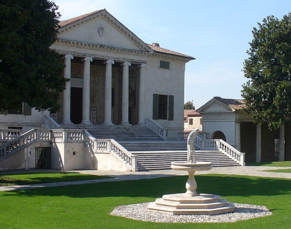 Villa Badoer-Scalinata