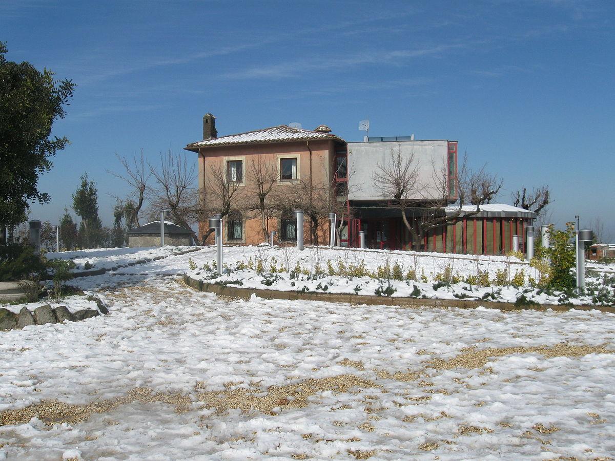 Storia Di Villa Desideri A Marino
