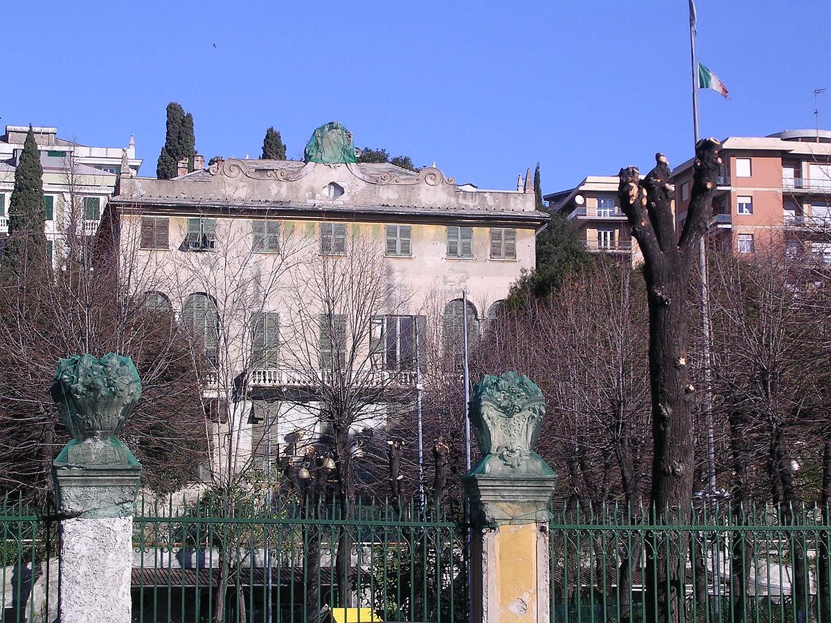 Villa Maria Genova Sestri Ponente