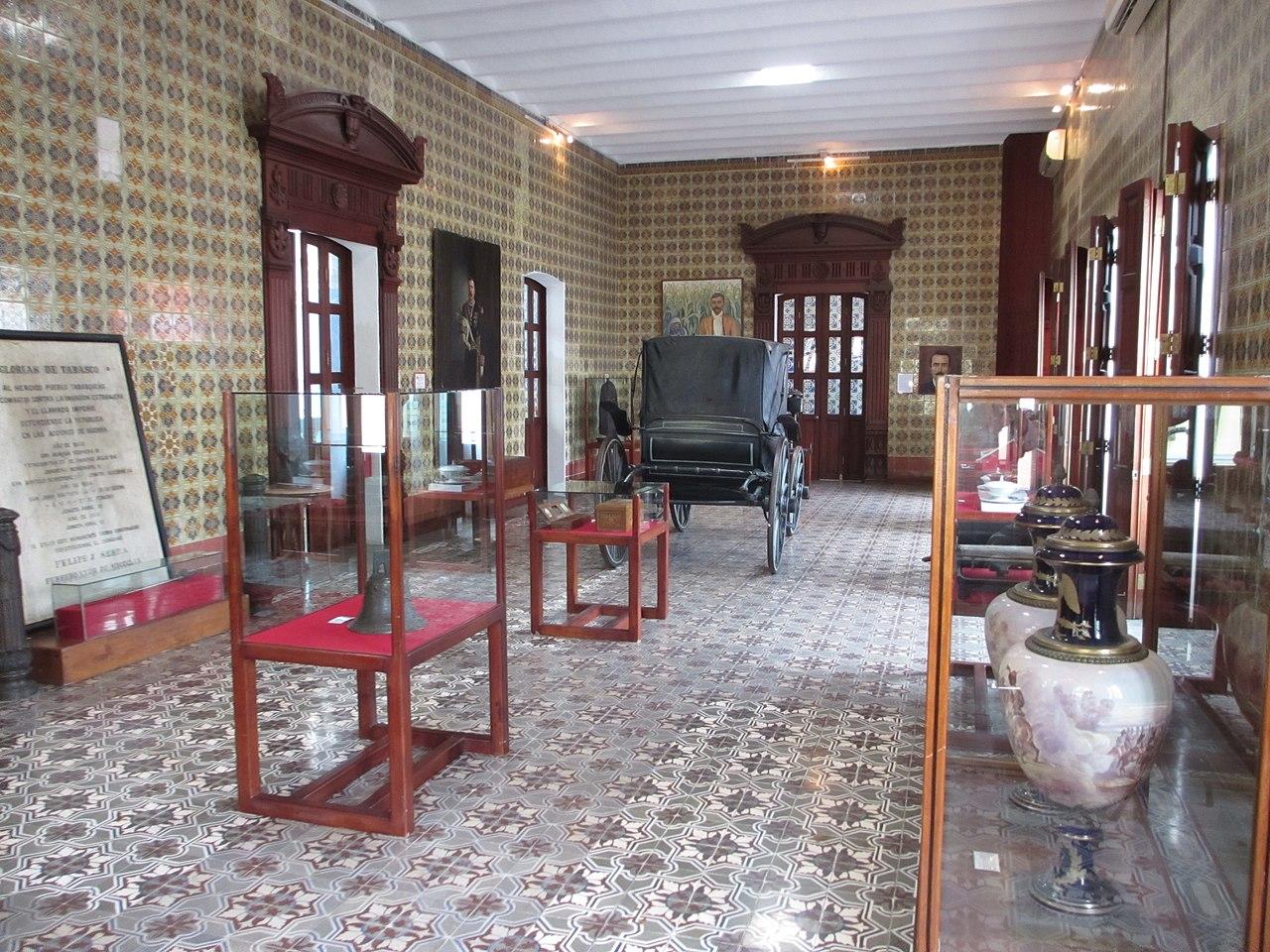 File villahermosa casa de los azulejos 3 jpg wikimedia for Casa de azulejos