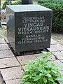 Vincas Vitkauskas, kapas.JPG
