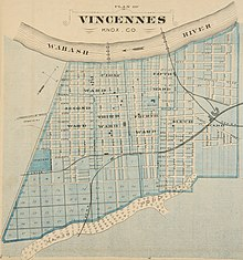 Vincennes, Indiana - Wikipedia
