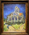 Vincent Van Gogh, la chiesa di auvers-sur-oise, 1890, 01.JPG
