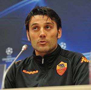 Vincenzo Montella - Montella as Roma coach, 2010