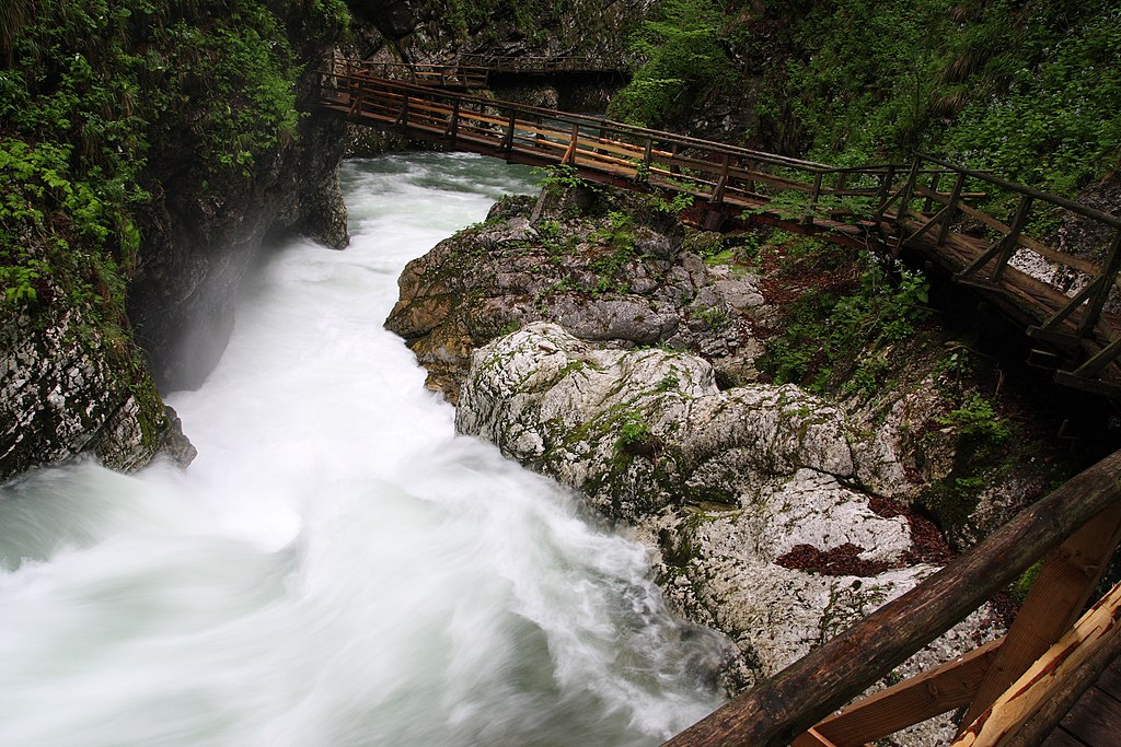 Vintgar Gorge, Slovenia (7)