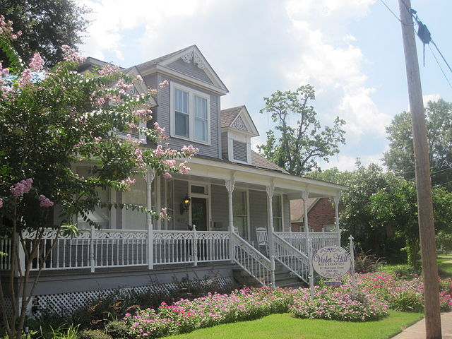 Natchitoches Bed And Breakfast Steel Magnolia