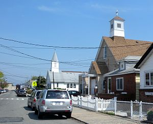 Broad Channel, Queens - Churches in Broad Channel