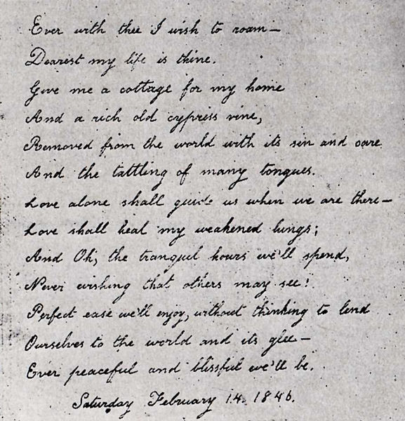 Essay on berenice by edgar allan poe