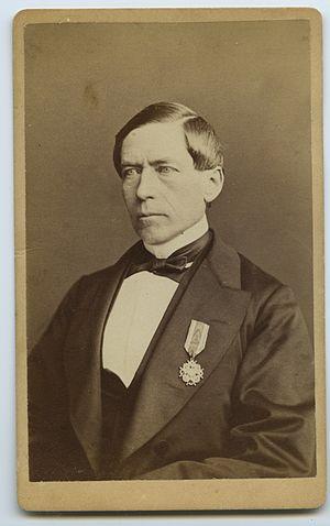 Jacob Jørgen Kastrup Sømme -  Jacob Jørgen Kastrup Sømme (1817–1893) ca. 1868.