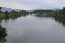 Vista del riu Fluvià a Sant Pere Pescador.jpg
