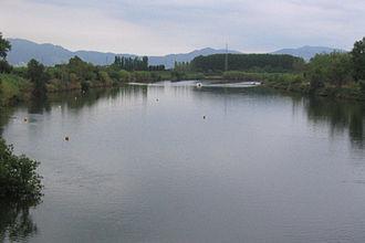 Fluvià - Fluvià River