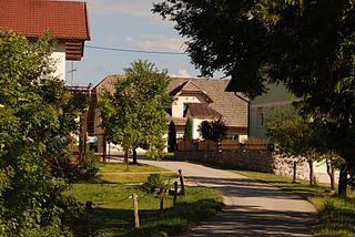 Volčje, Bloke Place in Inner Carniola, Slovenia