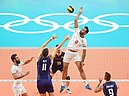 Volleyball match between national teams of Iran and Italy at the Olympic Games in 2016 - 13.jpg