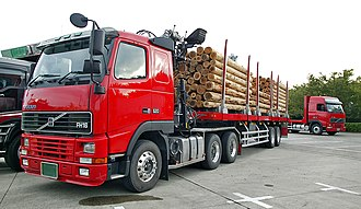 Volvo FH - A first generation FH16 prime mover