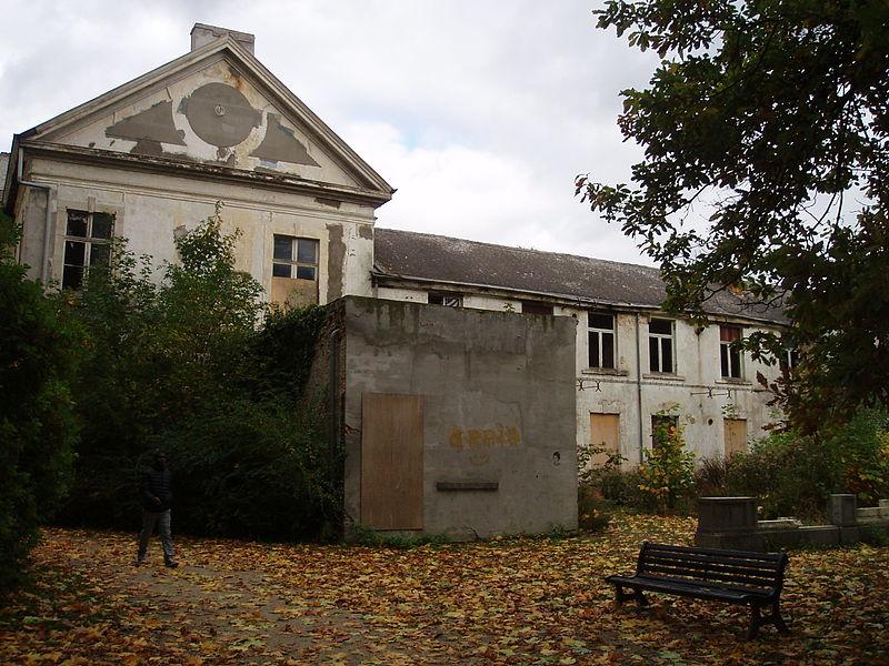 Voormalige bibliotheek Tienen