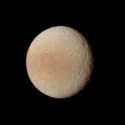 Voyager 2 - Tethys - 3119 7858 2