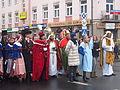 Włocławek-procession of three kings (2).JPG