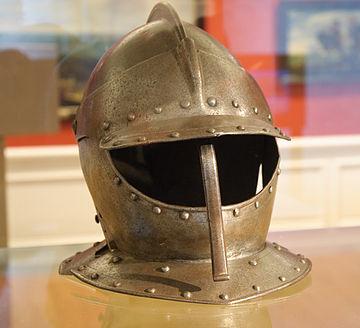 WLANL - 23dingenvoormusea - helm