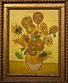 WLANL - MicheleLovesArt - Van Gogh Museum - Sunflowers, 1889.jpg