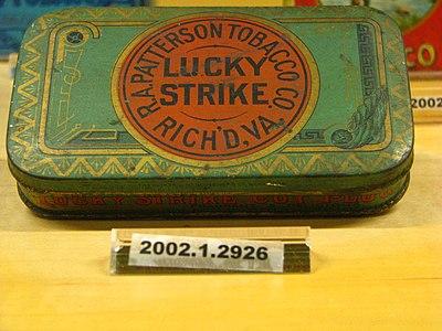 円 ラッキー ストライク 350
