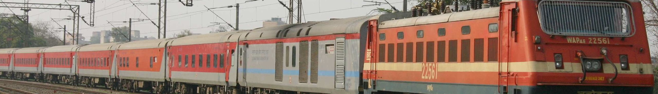 Rail travel in India – Travel guide at Wikivoyage