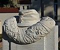 WWI, Military cemetery No. 390 Mogiła (detail), Wandy Estate, Nowa Huta, Krakow, Poland.jpg