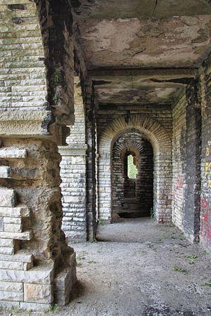 Wałbrzych - The mysterious mausoleum of Hitler (Mauzoleum Wałbrzych -Totenburg)