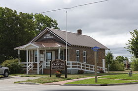 Wa-Watam Township Hall Mackinaw City Michigan.jpg