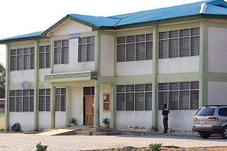 Wa Senior High Technical School Public high school in Wa, Ghana