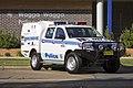 Wagga Wagga LAC (WW 25) Toyota Hilux at Wagga Wagga Police Station.jpg