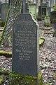 Waibstadt - Jüdischer Friedhof - Grabstein Mina Flehinger geb. Adler (1842-1920).jpg