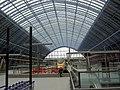 Waiting for Eurostar - geograph.org.uk - 622638.jpg