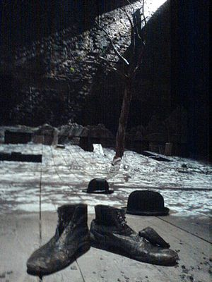 Waiting for Godot - Set of Theatre Royal Haymarket 2009 production