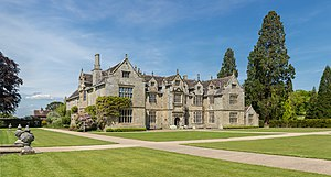 Wakehurst Place - Wakehurst Place mansion